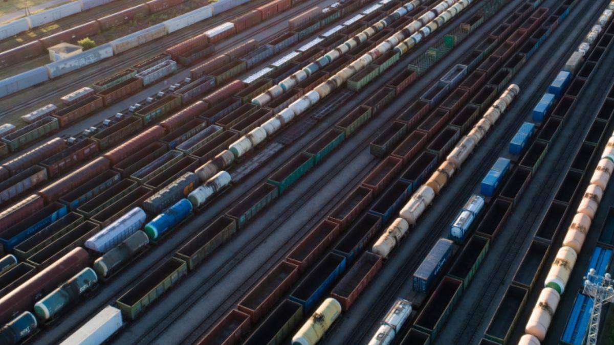 Железнодорожные грузы
